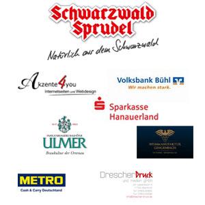 Sponsoren des Ortenauer Narrenbund 1981 e.V.